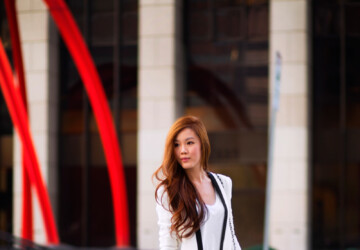 How to Wear White Jeans: 17 Stylish Outfit Ideas - white jeans, White, Outfit ideas, how to wear, how to