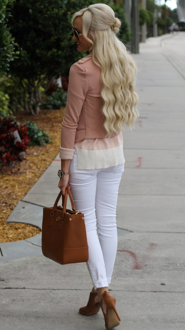 How to Wear White Jeans 17 Stylish Outfit Ideas (12)