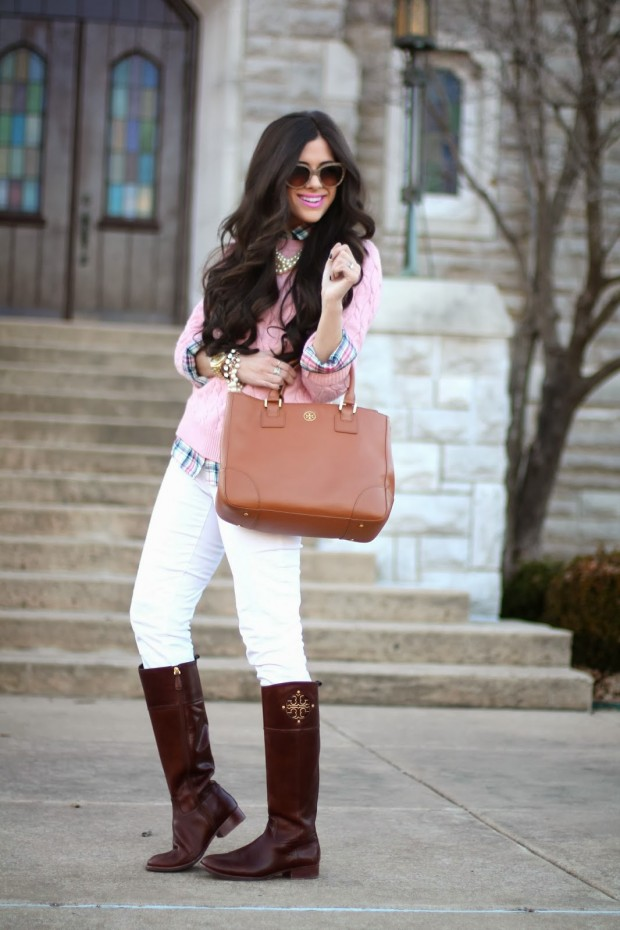 How to Wear White Jeans 17 Stylish Outfit Ideas (13)