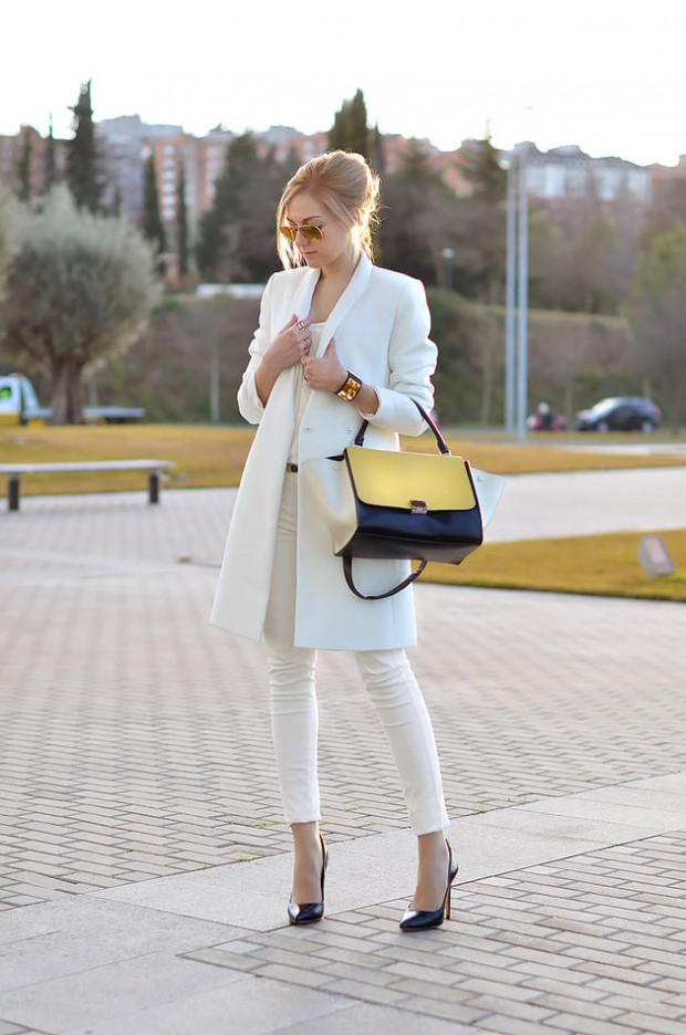 How to Wear White Jeans 17 Stylish Outfit Ideas - Style Motivation