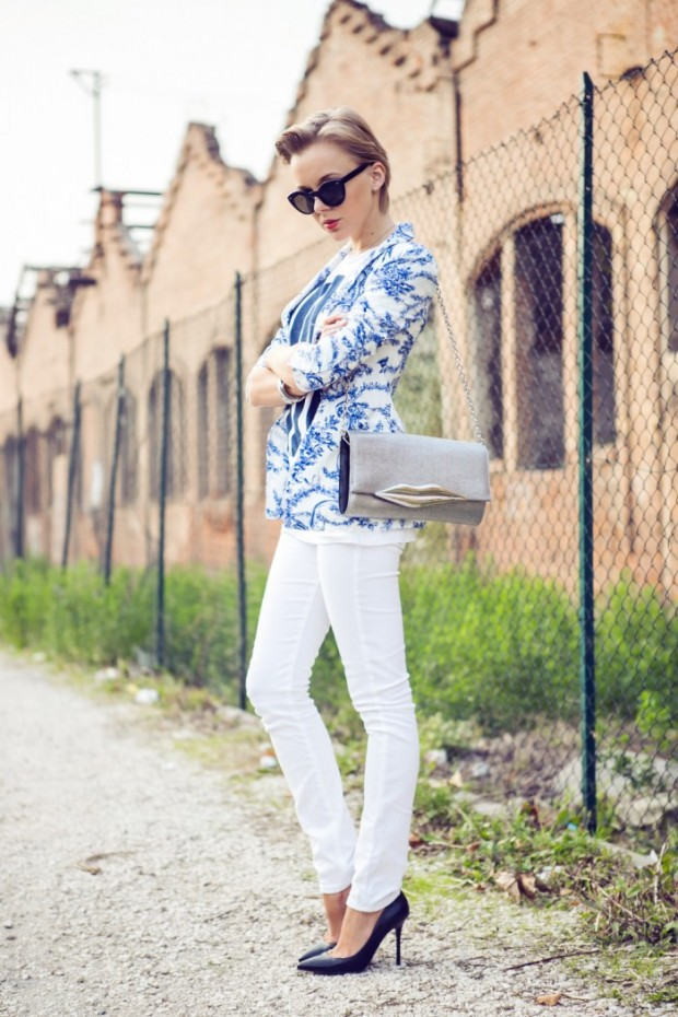 How to Wear White Jeans 17 Stylish Outfit Ideas (8)