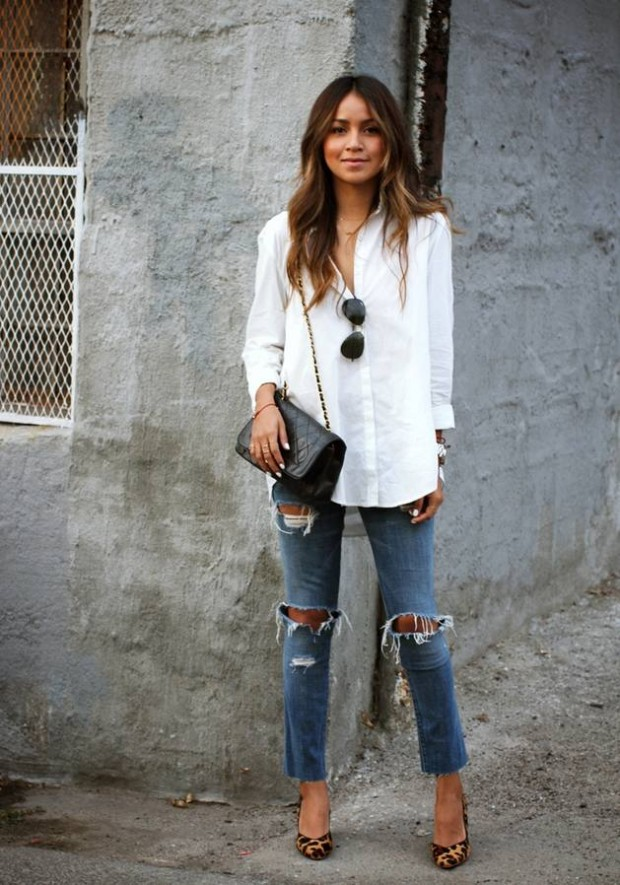 Jeans for Casual Look 19 Amazing Outfit Ideas  (10)
