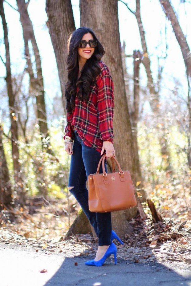 Jeans for Casual Look 19 Amazing Outfit Ideas  (11)