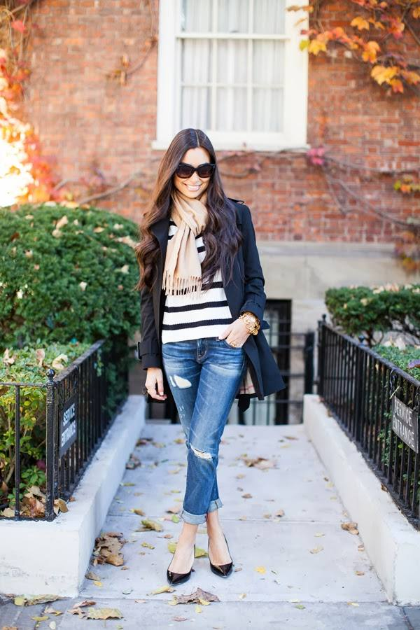 Jeans for Casual Look 19 Amazing Outfit Ideas  (13)