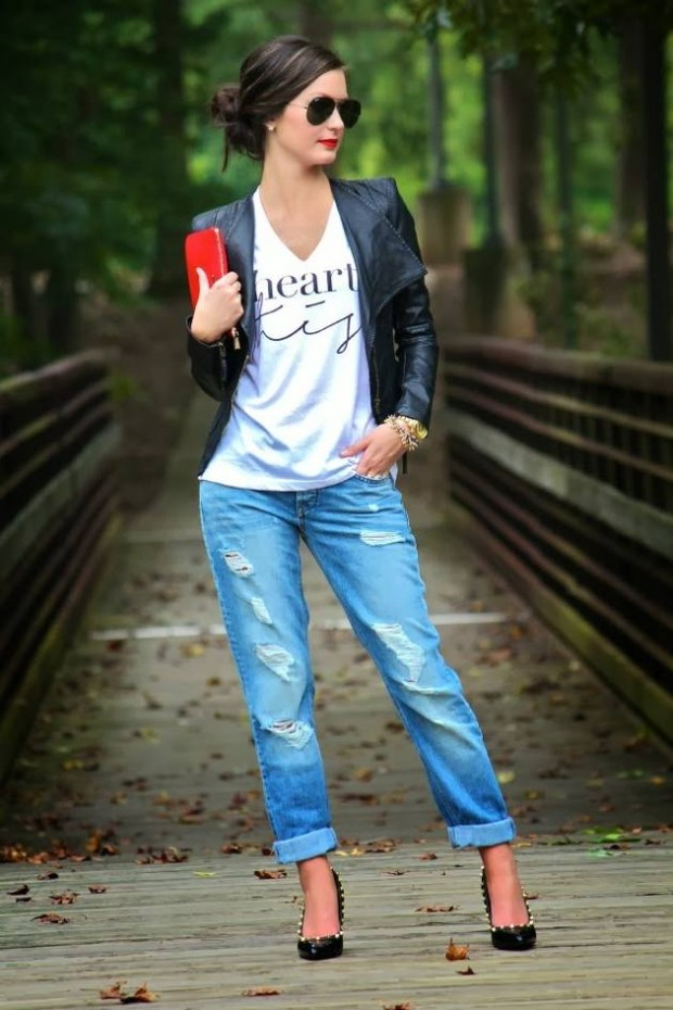 Jeans for Casual Look 19 Amazing Outfit Ideas  (16)