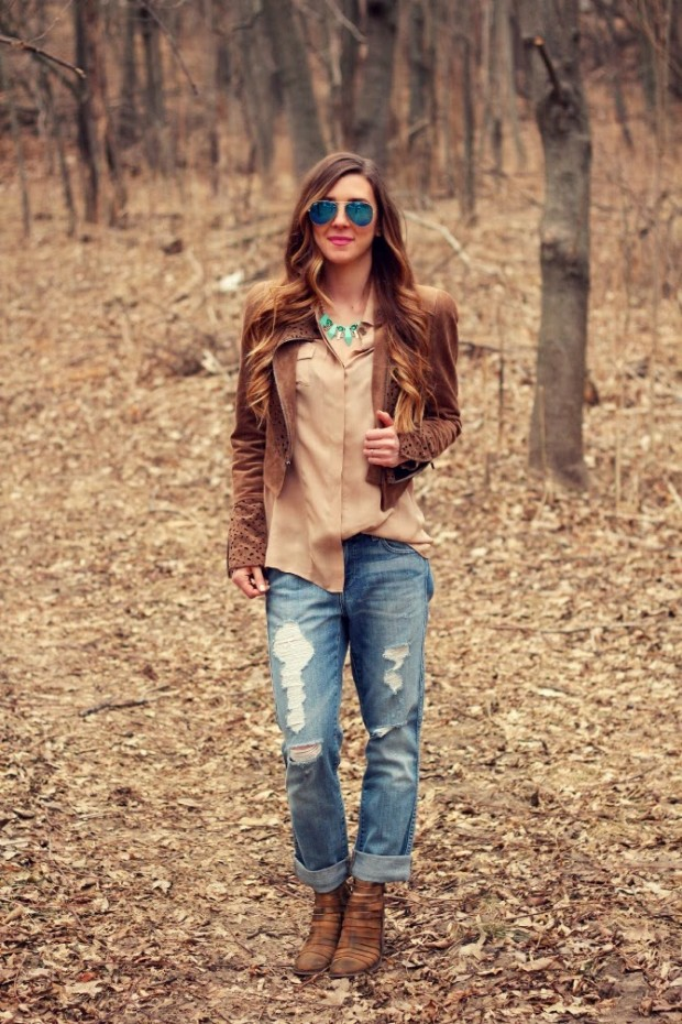 Jeans for Casual Look 19 Amazing Outfit Ideas  (18)
