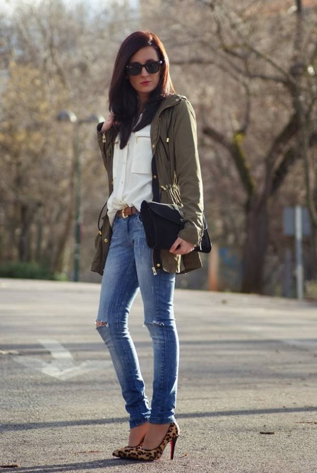 Jeans for Casual Look 19 Amazing Outfit Ideas  (3)
