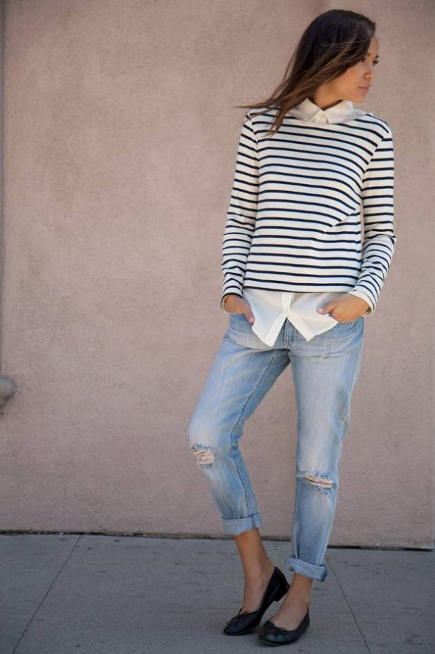 Jeans for Casual Look 19 Amazing Outfit Ideas  (5)
