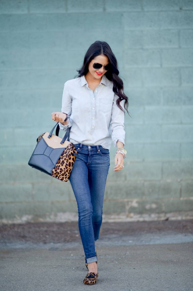 Jeans for Casual Look 19 Amazing Outfit Ideas  (6)