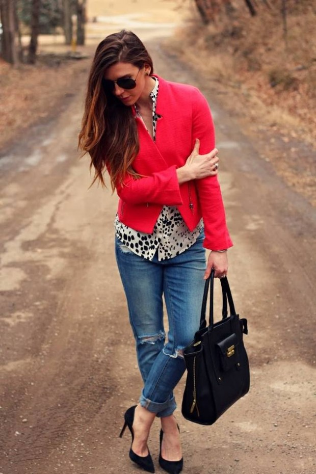 Jeans for Casual Look 19 Amazing Outfit Ideas  (7)