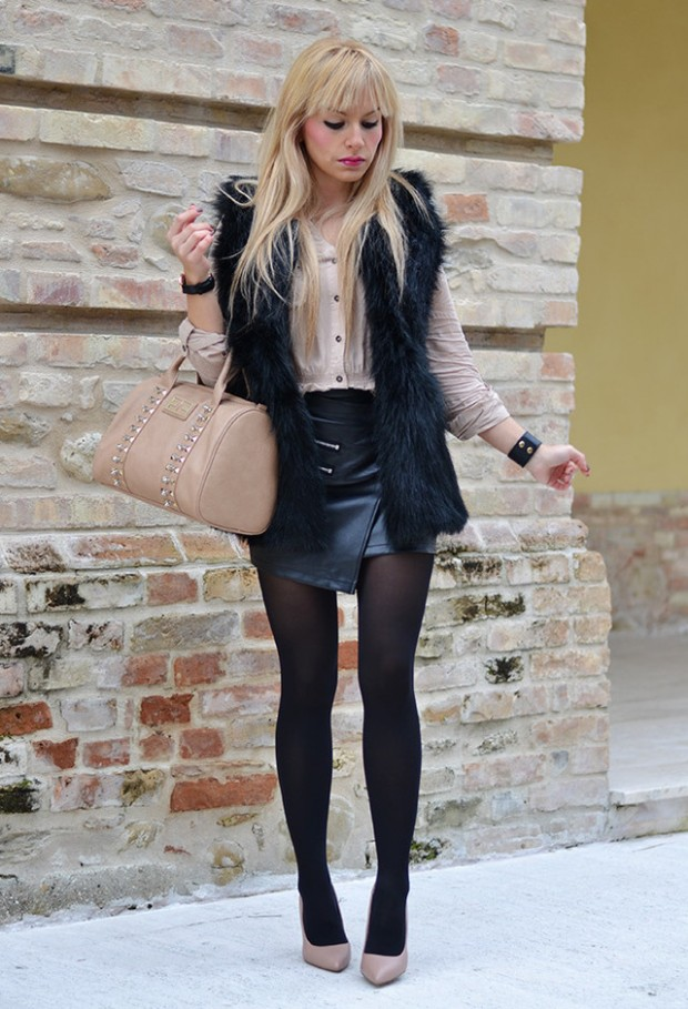 Skort for Modern Look 17 Stylish Outfit Ideas (3)