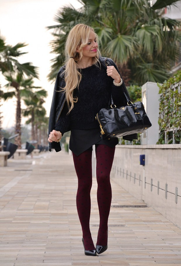 Skort for Modern Look 17 Stylish Outfit Ideas (5)
