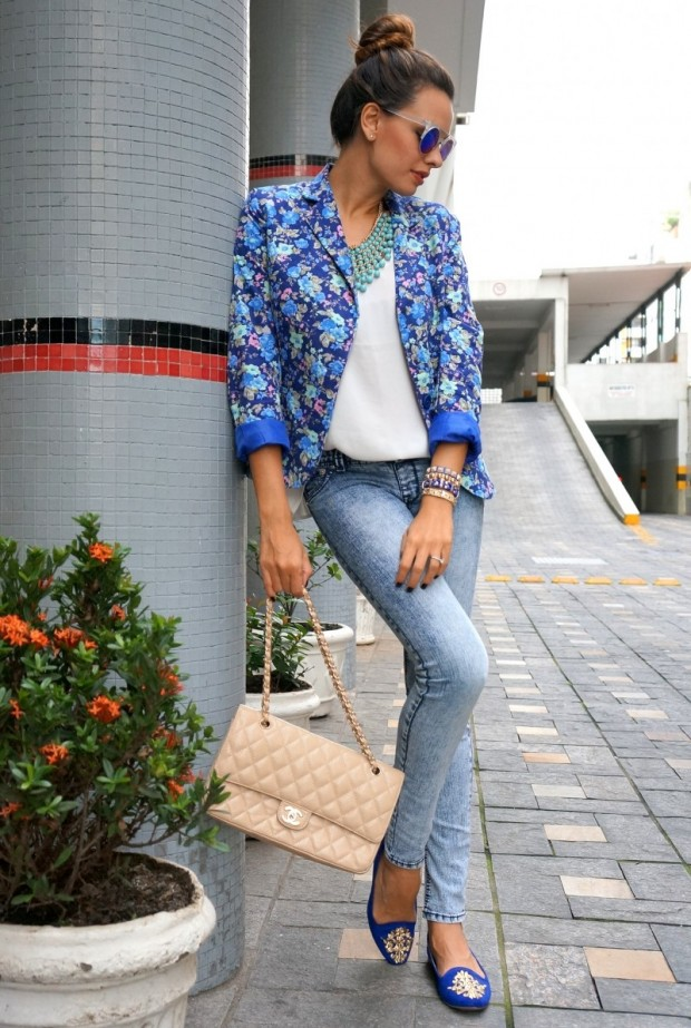 Spring Most Wanted Floral Jackets and Blazers (10)