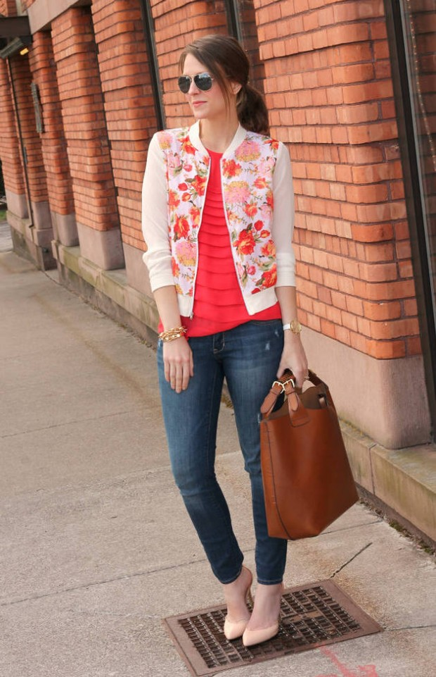 Spring Most Wanted Floral Jackets and Blazers (2)
