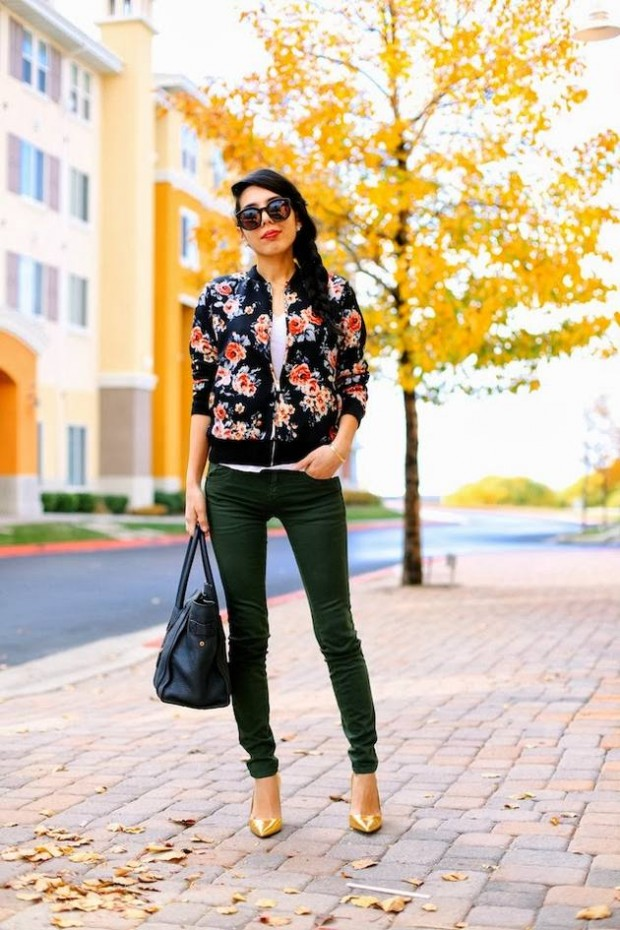 Spring Most Wanted Floral Jackets and Blazers (6)