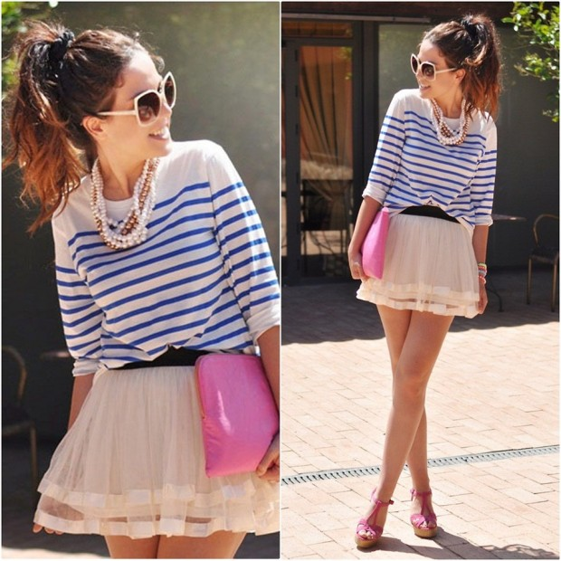 Stripes for Trendy Chic Look 20 Stylish Outfit Ideas (1)