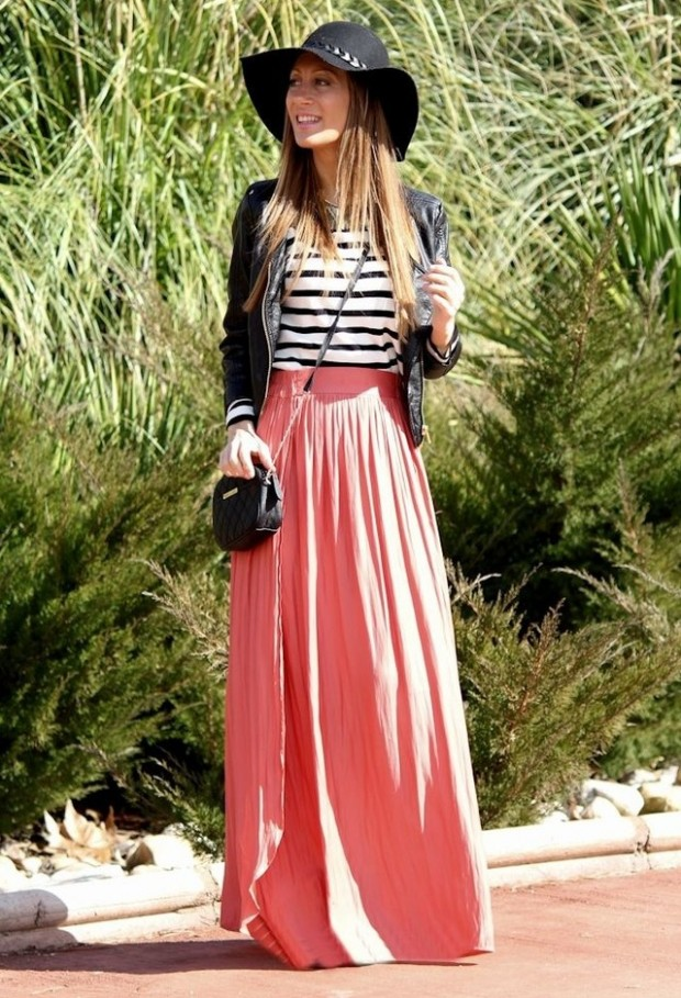 Stripes for Trendy Chic Look 20 Stylish Outfit Ideas (10)