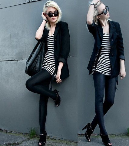 Stripes for Trendy Chic Look 20 Stylish Outfit Ideas (11)