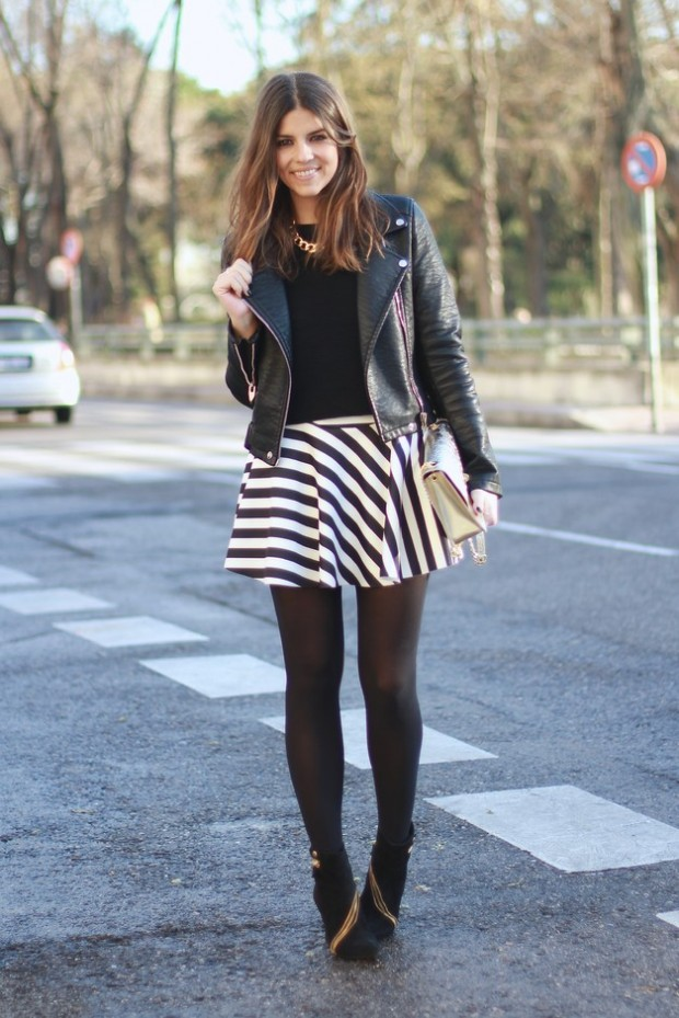 Stripes for Trendy Chic Look 20 Stylish Outfit Ideas (14)