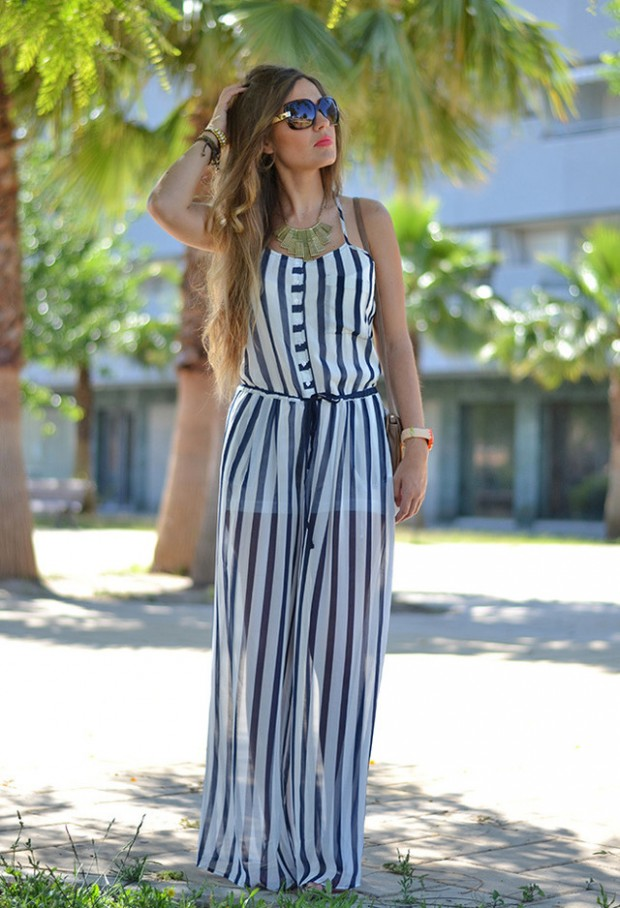 Stripes for Trendy Chic Look 20 Stylish Outfit Ideas (3)