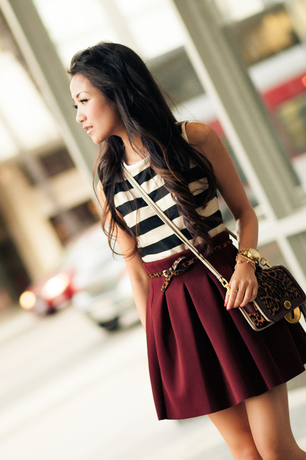 Stripes for Trendy Chic Look 20 Stylish Outfit Ideas (4)