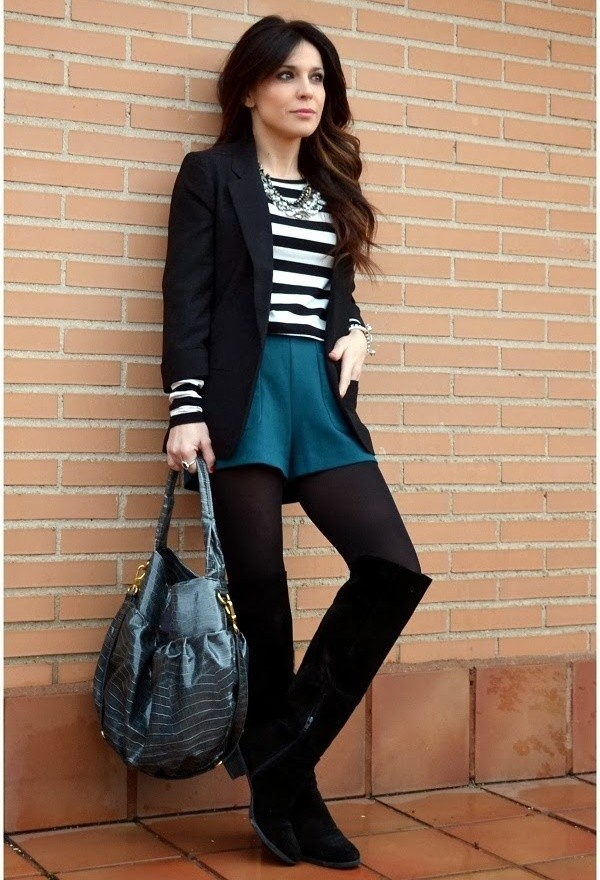 Stripes for Trendy Chic Look 20 Stylish Outfit Ideas (5)