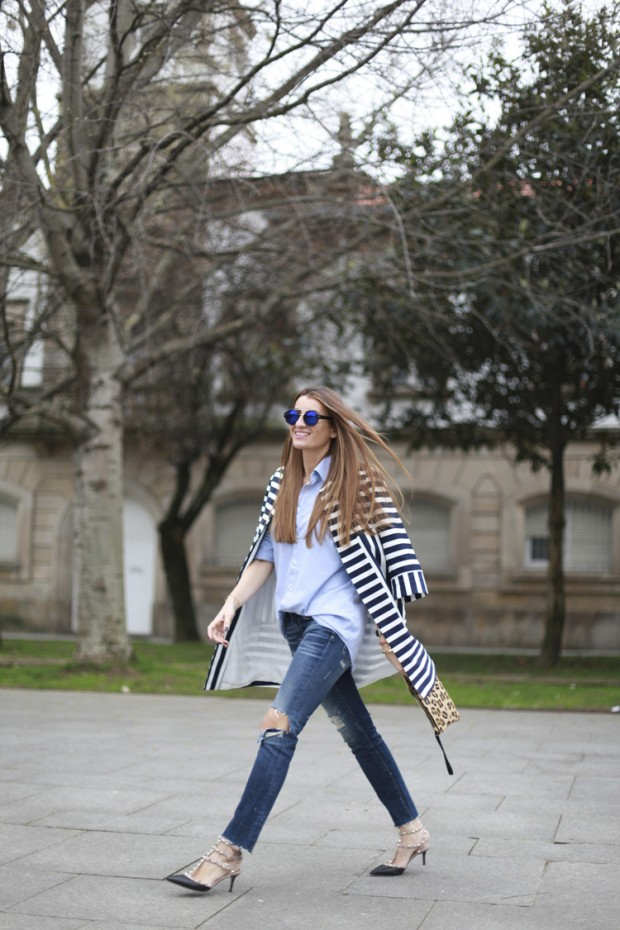 Stripes for Trendy Chic Look 20 Stylish Outfit Ideas (7)