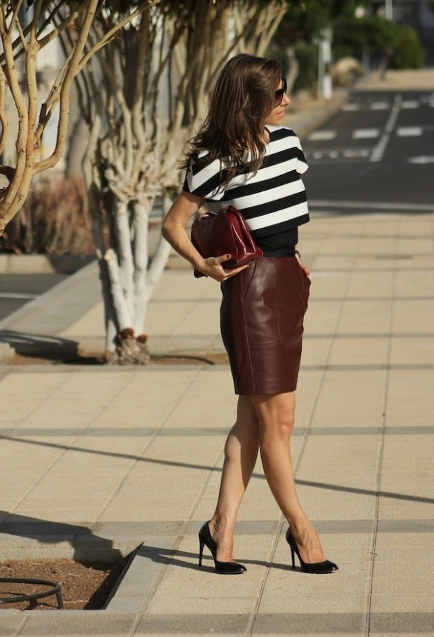 Stripes for Trendy Chic Look 20 Stylish Outfit Ideas (9)