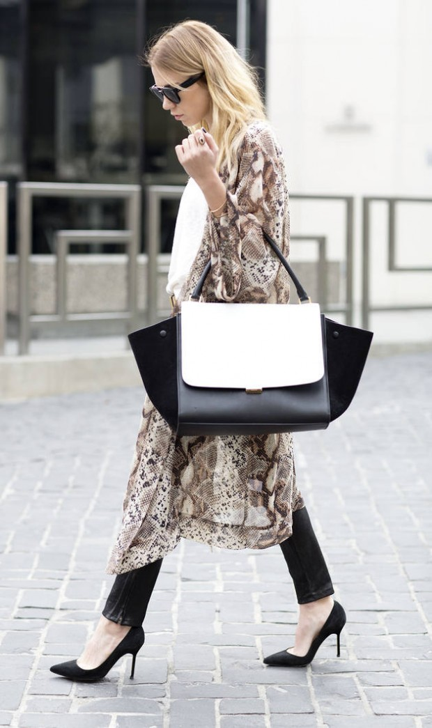 Style Inspiration for This Week 20 Trendy Street Style Combinations (1)