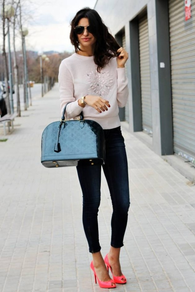 Style Inspiration for This Week 20 Trendy Street Style Combinations (12)