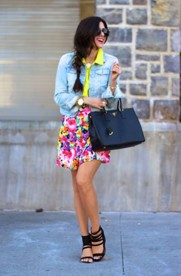 Style Inspiration for This Week 20 Trendy Street Style Combinations (14)