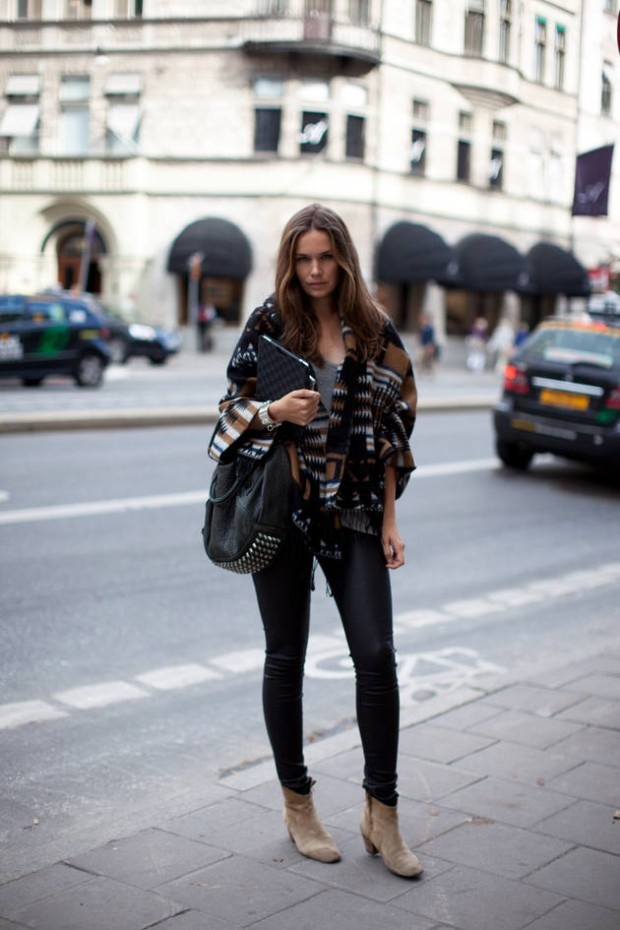 Style Inspiration for This Week 20 Trendy Street Style Combinations (9)