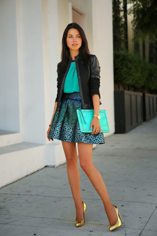 Wear Green for St. Patrick Day 16 Stylish Outfit Ideas (13)