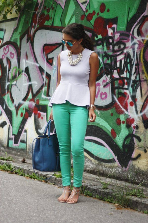 Wear Green for St. Patrick Day 16 Stylish Outfit Ideas (14)