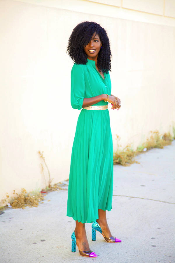 Wear Green for St. Patrick Day 16 Stylish Outfit Ideas (16)