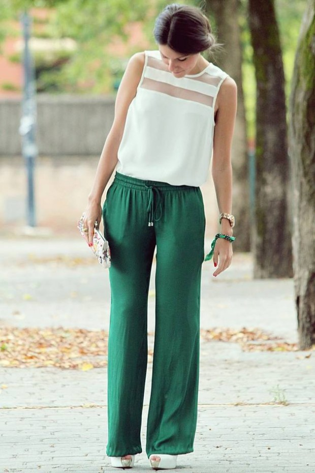 Wear Green for St. Patrick Day 16 Stylish Outfit Ideas (2)