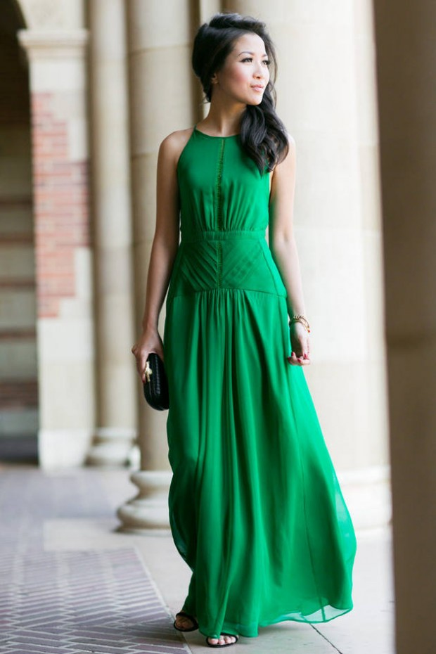 Wear Green for St. Patrick Day 16 Stylish Outfit Ideas (5)