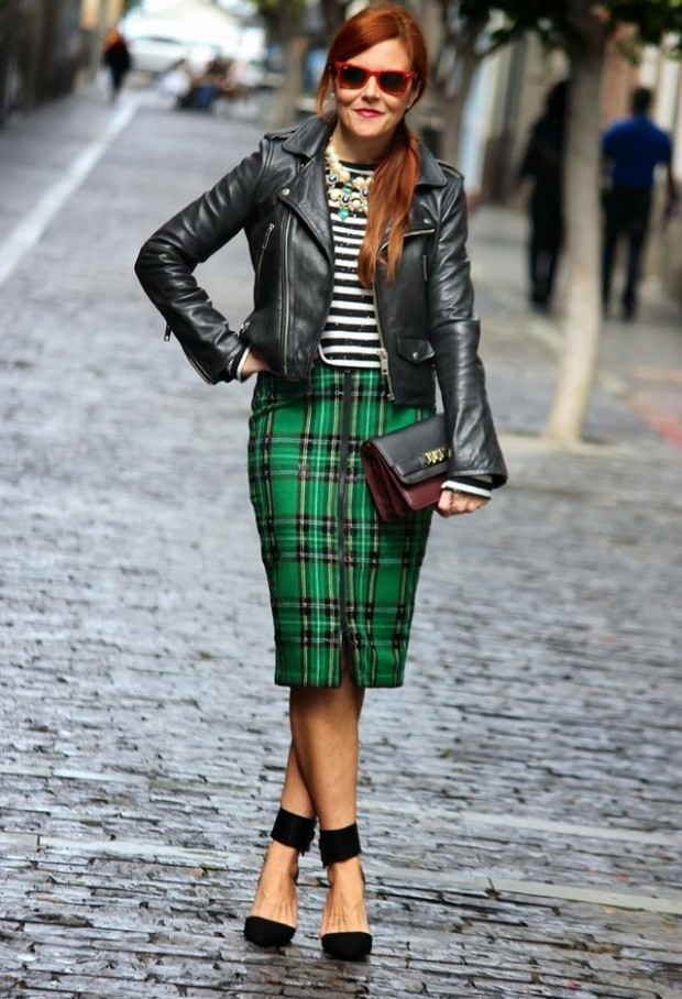 Wear Green for St. Patrick Day 16 Stylish Outfit Ideas (6)