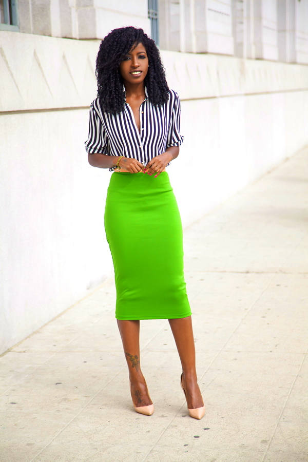 Wear Green for St. Patrick Day 16 Stylish Outfit Ideas (7)