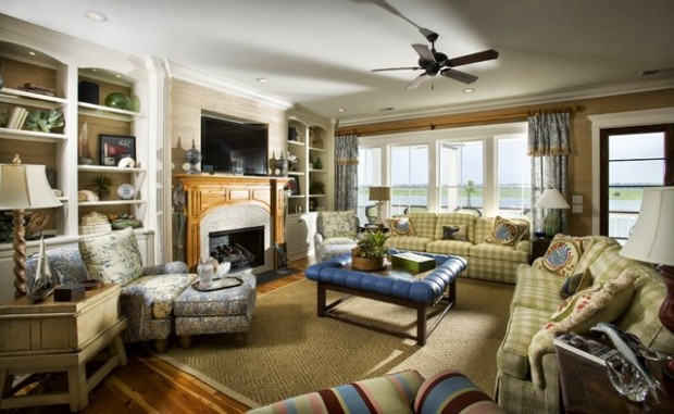 beach-style-living-room (17)