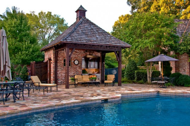 Pool House Ideas small pool house design ideas pictures remodel and decor 22 Fantastic Pool House Design Ideas