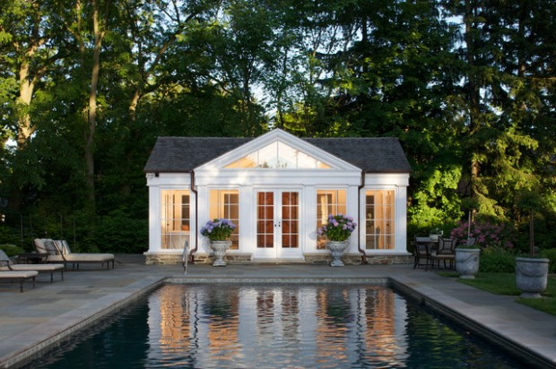 Exceptional 22 Fantastic Pool House Design Ideas