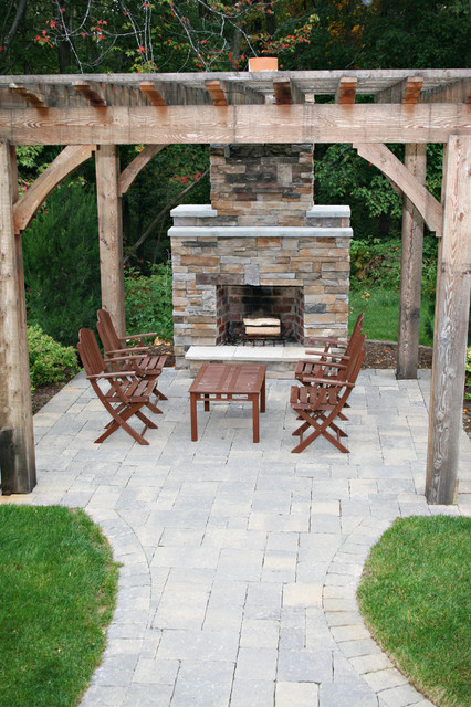 16 Amazing Rustic Patio Ideas