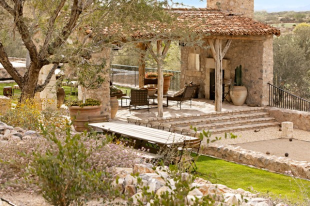 16 Amazing Rustic Patio Ideas Style Motivation