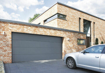 Garage and Garage Doors- Making your garage more stylish and effective - Teckentrup, Sectional doors, Rolling type, Garage Doors, Garage and Garage Doors, Flex-A-Door