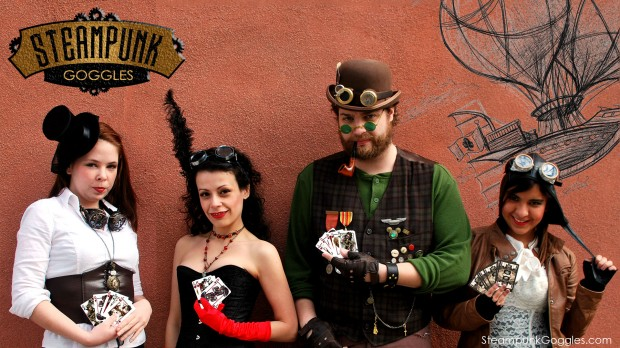 5 Steps to Making a DIY Steampunk Costume