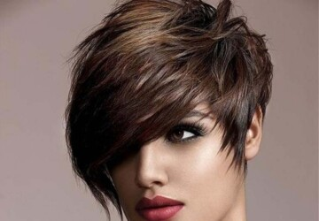 17 of The Most Trendy Short Hairstyles for 2014 - Short Hairstyle for 2014, Short Hairstyle, Hairstyles for 2014, Hairstyles, Bob Hairstyles