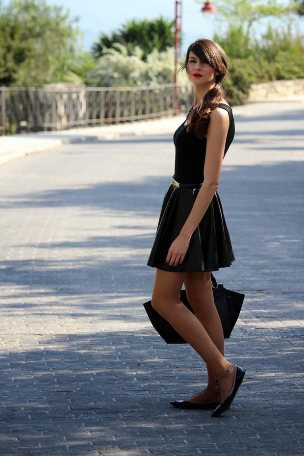 23 Total Black Dramatic Combinations