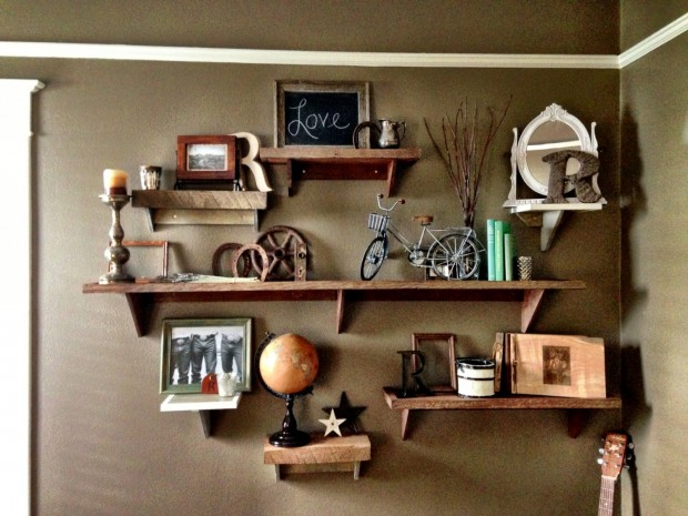 15 Amazing DIY Reclaimed Rustic Designs