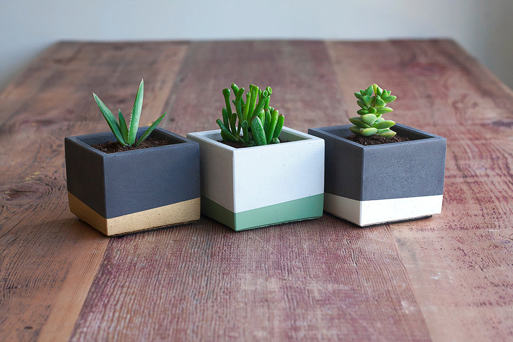 planter gorgeous this can you weekend cloth planters modern sugar diy freshome